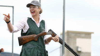 McKenzie approved $36,000 for shooting club without saying she was a member