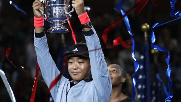 Osaka upsets Serena Williams in extraordinary US Open final