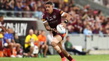 Dane Gagai is in doubt for game two at Suncorp Stadium.