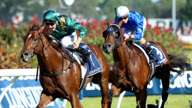 All eyes will be on Rosehill Gardens on Saturday.
