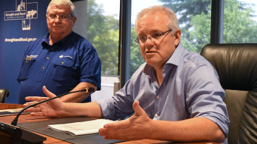 "Prime Minister Scott Morrison. The government claims the proposed changes, which would involve private companies processing certain ""low-risk visas"", will improve efficiency and reduce costs."
