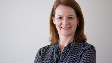 Coviu CEO and co-founder Dr Silvia Pfeiffer.