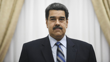 Venezuelan President Nicolas Maduro defiantly remains in office.