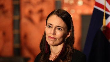 New Zealand PM Jacinda Ardern has announced the trans-Tasman bubble will go ahead.