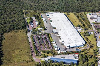 Woolworths has extended its lease at Centuria Industrial REIT's 2 Woolworths Way, Warnervale, NSW.