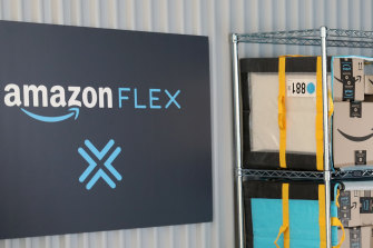 Amazon Flex is a new gig economy style approach to delivery services.