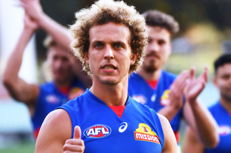 Mitch Wallis says the Bulldogs have confidence from having been in this position before.