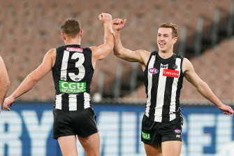 The Magpies are set to be one of the first teams to head to the WA hub.
