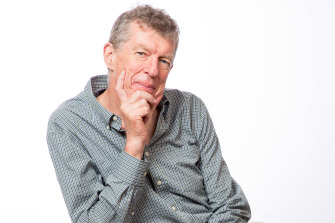 Renowned Australian scientist, HPV vaccine co-creator Ian Frazer.