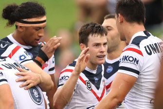 Premier pleased with COVID-19 progress as Roosters get all clear