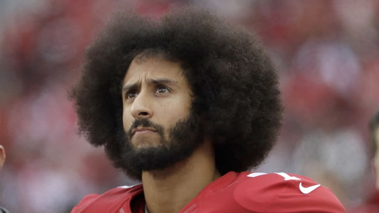 Colin Kaepernick's Nike ad has garnered the company a lot of publicity.