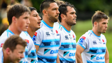 Bench power: The Waratahs will welcome the return of their national stars against the Hurricanes.