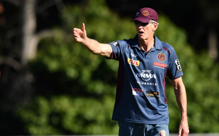Dash for cash: The great Wayne Bennett will want big bucks to leave Brisbane.