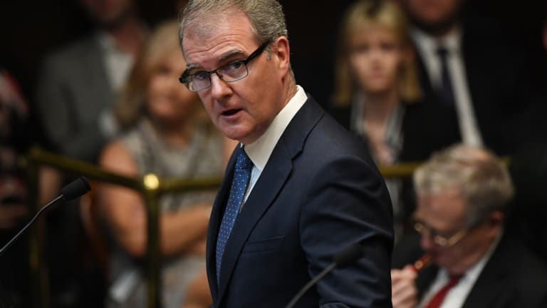 Michael Daley has only been in the top job for three weeks, 57% of those surveyed knew he was the Labor leader.