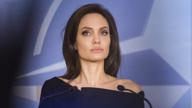 Angelina Jolie has been working with the UN since 2001.