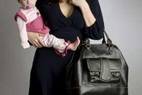 Mothers leaving the workforce is not the only way to put family first