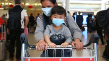 No one who arrived in Sydney on the last flight from Wuhan before the city was quarantined have self-reported having symptoms of the virus.