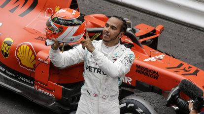 Hamilton wins nail-biting Monaco Grand Prix on worn tyres
