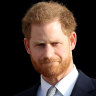A 'more peaceful life': Harry flies to Canada to join Meghan