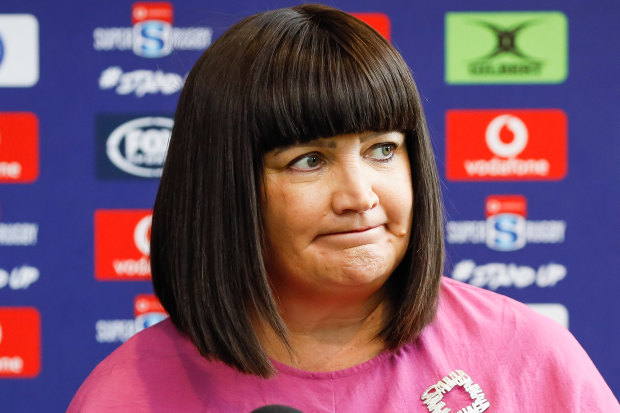 Raelene Castle will lead tough pay negotiaions with the players union on Saturday after revelations she was awarded - but not paid - a substantial bonus for 2019.