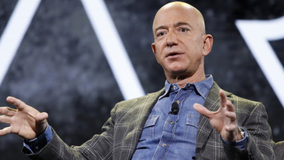 Jeff Bezos's fortune soars to an all-time high, even after the most expensive divorce in history
