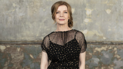 'I love the age I'm coming into': why there's no turning back for Jacqueline McKenzie