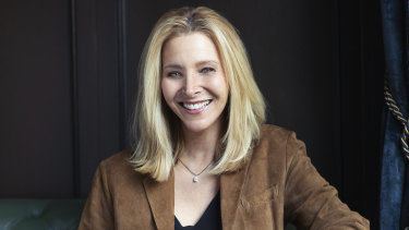 """Lisa Kudrow on Friends: """"I think all of us felt, even when we were doing the show, that we'd won the lottery – so to not appreciate that would be ungrateful."""""""