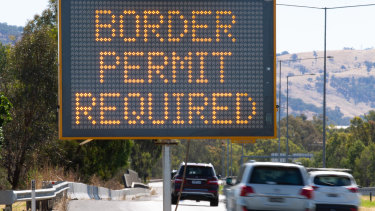 Victoria is overhauling the rules that apply to people entering the state from interstate hotspots.