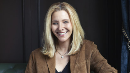 Lisa Kudrow on her new role in Space Force and old friends