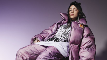 'I like being in people's heads. I feed off it': how putting the macabre back into music paid off for Billie Eilish