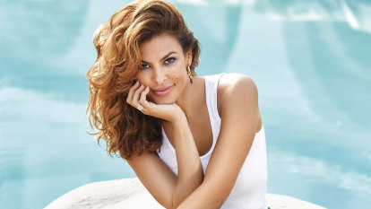 On a career break with her daughters, Eva Mendes shares her heartfelt new role