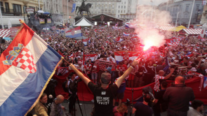 Croatia's heroes unite country split by scandal as nation dares to believe