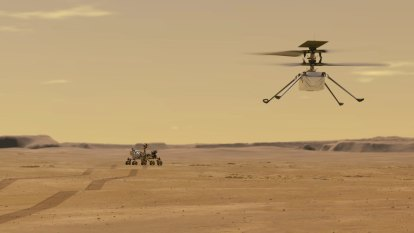 How NASA's Mars flight could transform drones on Earth