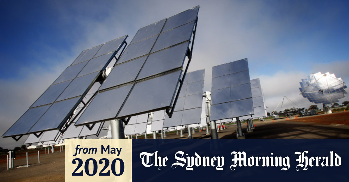 In post-pandemic renewables boom, Australia is once again the lucky country