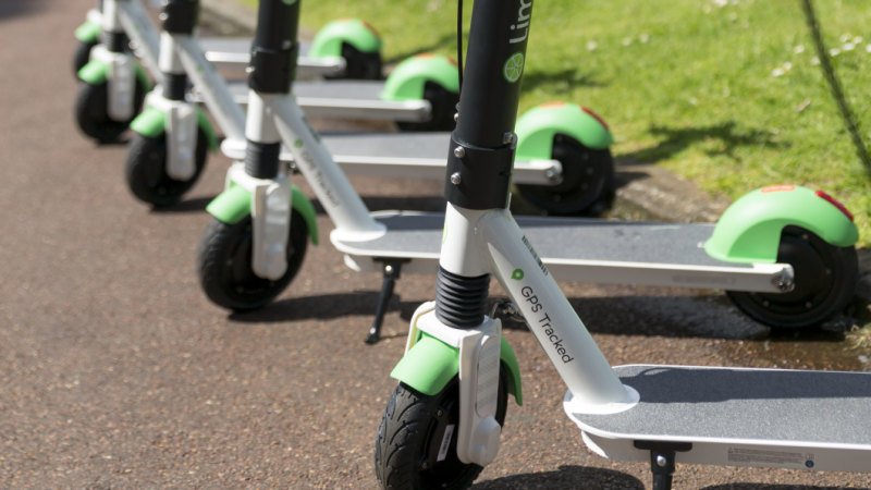 Dockless electric scooter-share scheme zooms in on Brisbane