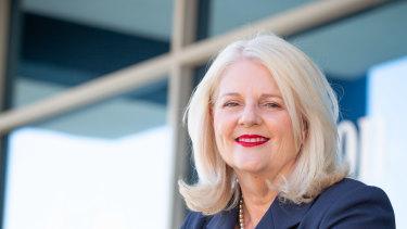 Industry Minister Karen Andrews