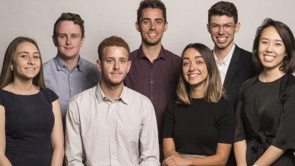 Meet the Herald's new trainee journalists