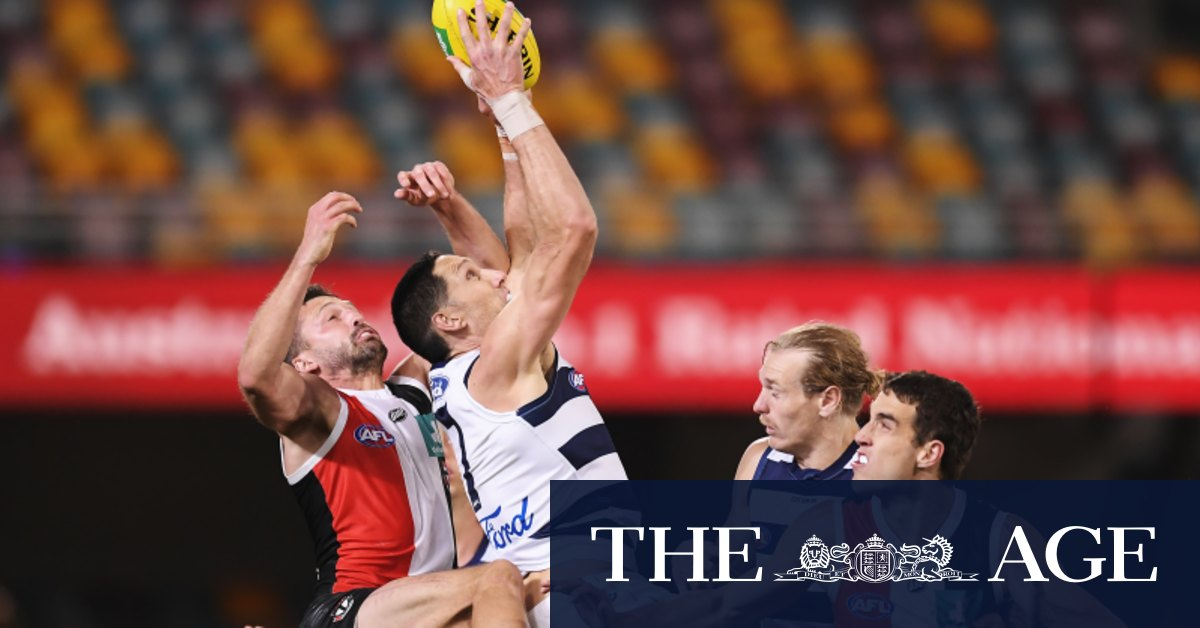 Reality bites for Saints as Cats pull rank – The Age