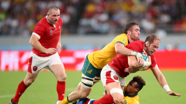 The Wallabies could rue their loss to Wales in Tokyo when it comes to the quarter-finals.