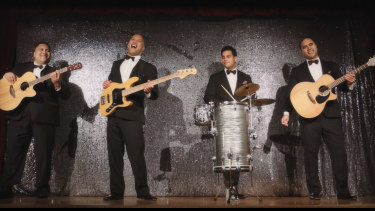Modern Maori Quartet create a sublime vocal fusion of Maori and Western song.
