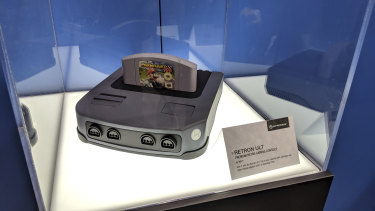 Hyperkin's Retron Ult is very impressive it can do what the company claims.