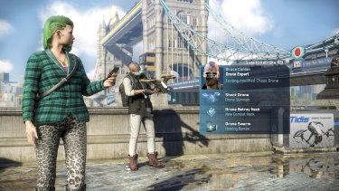 In Watch Dogs Legion, everyone you see in the open world can be recruited as a playable character.