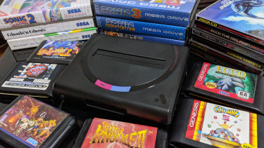 The Mega Sg plays all Mega Drive, Genesis and Master System cartridges, and can play Mega CD games too if you have the requisite original hardware and discs.