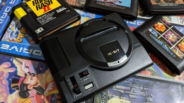 Sega's Mega Drive Mini is a perfect, tiny replica of the original.
