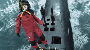 Vigil, the newBBC drama,stars Suranne Jones (pictured) as Detective Chief Inspector Amy Silva, who must investigate the death of a crew member on board the Trident nuclear submarine HMS Vigil.