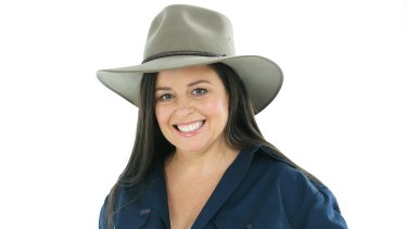 Myf Warhurst is in I'm a Celebrity... Get Me Out of Here!