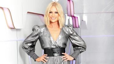 Big Brother host Sonia Kruger.