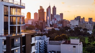 Perth property expected to drop a further 5 per cent after government support packages end, according to NAB.