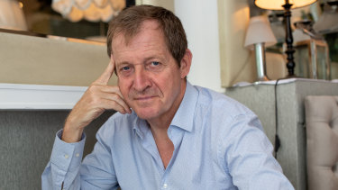 Alastair Campbell explores his depression in an intriguing documentary series.