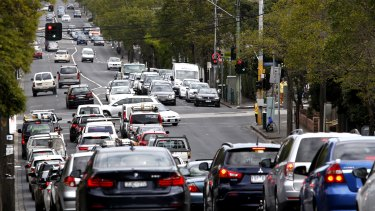 Australia's major cities are playing catch-up with roads.